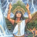 Mayan Goddess Of Love