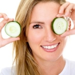Cucumbers can Reduce Dark Circles