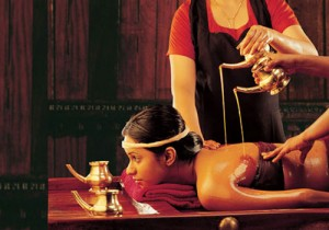 Argan Oil Massage