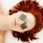 Tea Bags - Excellent Home Remedies for Dark Eyes